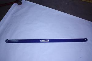 Aluminum Under chassis brace bar of ALUTEC for HONDA ACCORD