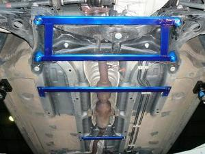 MIT Under chassis brace  for TOYOTA YARIS
