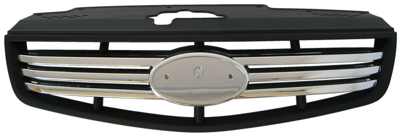 AUTO GRILLE FOR KIA RIO SD MAT BLACK 86361-1G010|Auto Parts|Auto ...