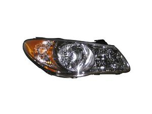 CAR AUTO HEADLIGHT USA TYPE FOR HYUNDAI ELENTRA