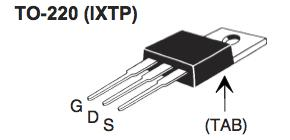 Trench Gate Power MOSFET IXYS IXTP90N15T