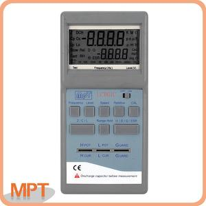 5MHz LCR Meter  bandwidth Passive Component Test Instruments