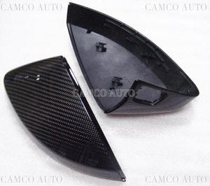 2A-2722-1  CARBON DOOR MIRROR HOUSING FOR 12~ A3 8V
