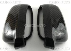 7-8869  CARBON DOOR MIRROR HOUSING FOR 98~02 GOLF IV