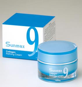 Sunmax 9 Collagen Refining Cream