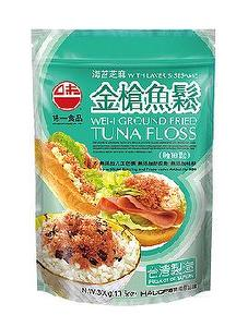 Ground Fried Tuna Floss with Laver And Sesame 300g