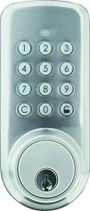 Deadbolt with Touch Sensor