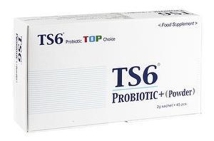 TS6® Probiotic PLUS (2g*45sachet)