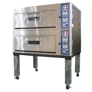 Commercial Deck Oven Gas Pizza Oven Electric Bread Oven