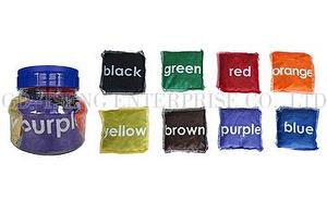 Color Beanbag, 8pcs