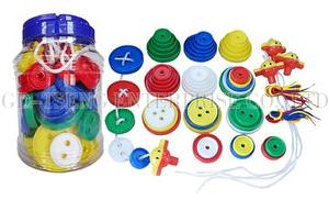 Tower big button ,54pcs ,Ram:3cm~7cm