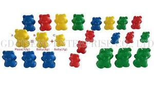 Bear Counters(4,8,12g) , 96pcs