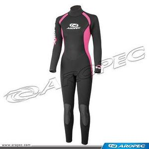 5mm Neoprene Fullsuit for Lady, Wetsuit, Diving Suit