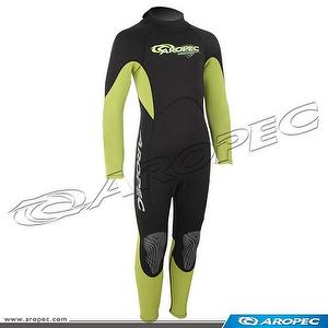 2mm Neoprene Fullsuit, Kids, Neoprene, Kids, Fullsuit