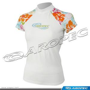 Lycra Short Sleeve Rash Guard, Rash Guard