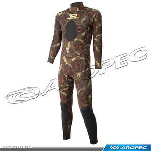 2mm Camouflage Spearfishing Fullsuit, Wetsuit, Diving Wetsui
