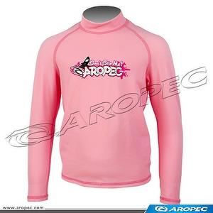Kid's Lycra Long Sleeve Rash Guard, Neoprene