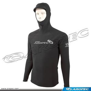 1.5mm Neoprene Hooded Rash Guard, Wetsuit, Diving Suit