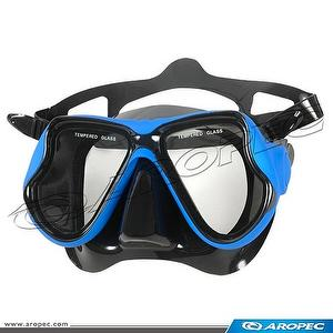 Two Lenses Mask, Mask, Diving Mask