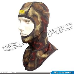 Camouflage Lycra Dive Hood, Surfing, Diving Cap, Swiming Cap