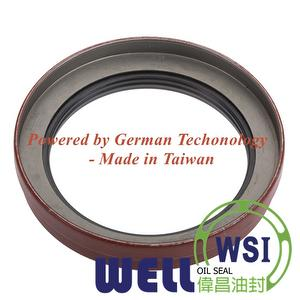 WSI Oil Wheel Seal / Oil Bath Seal / PTFE seal 370015A
