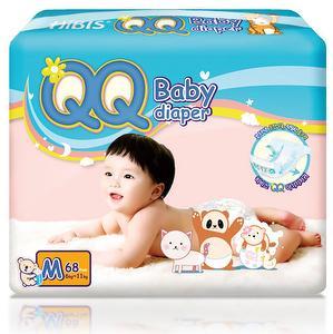 Happy Zoo QQ 婴儿尿布(婴儿纸尿裤)