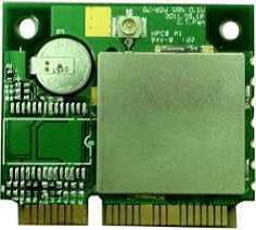 GPS PCI Express Half-Mini Card