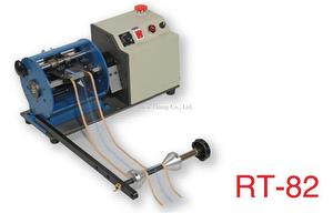 Resistor/ diode bending machine