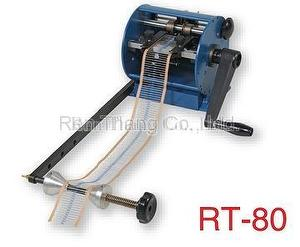 Manual Lead Bending Machine