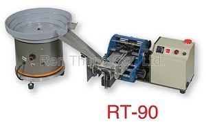RT-90,  Automatic Axial Lead Cutter & Forming Machine