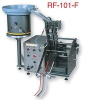 Axial Lead Forming Machine [F Type] - Vertical Mount/ stand on PCB ,  Taped axial lead bender/cutter