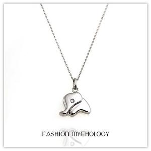 Elephant Pendant 316L Stainless steel P-3820 SUS