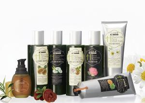 Herbal Organic Skin Care Series