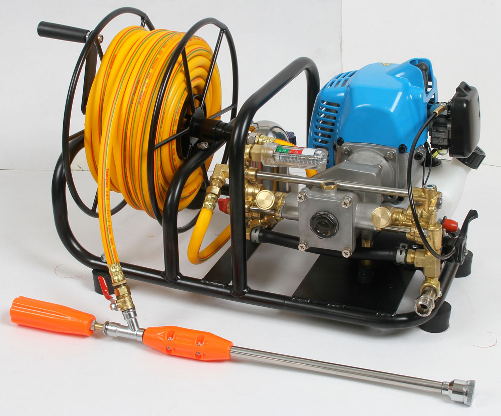LS 908STE Portable Power Sprayer