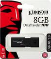 Kingston Data Traveler 100 G3 USB3.0 Flash Drive DT100G3/8GB