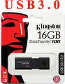Kingston Data Traveler G3 USB3.0 Flash Drive DT100G3/16GB