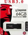 Kingston Data Traveler G3 USB3.0 Flash Drive DT100G3/64GB