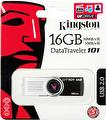 Kingston USB Flash Dirve 16G, 16GB DT101G2/16G