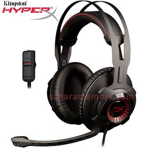 Kingston Game Headset HyperX Cloud Revolver HX-HSCR-BK/AS Earphon Microphone Audífono Earphone Xbox WiiU PS4 Mac
