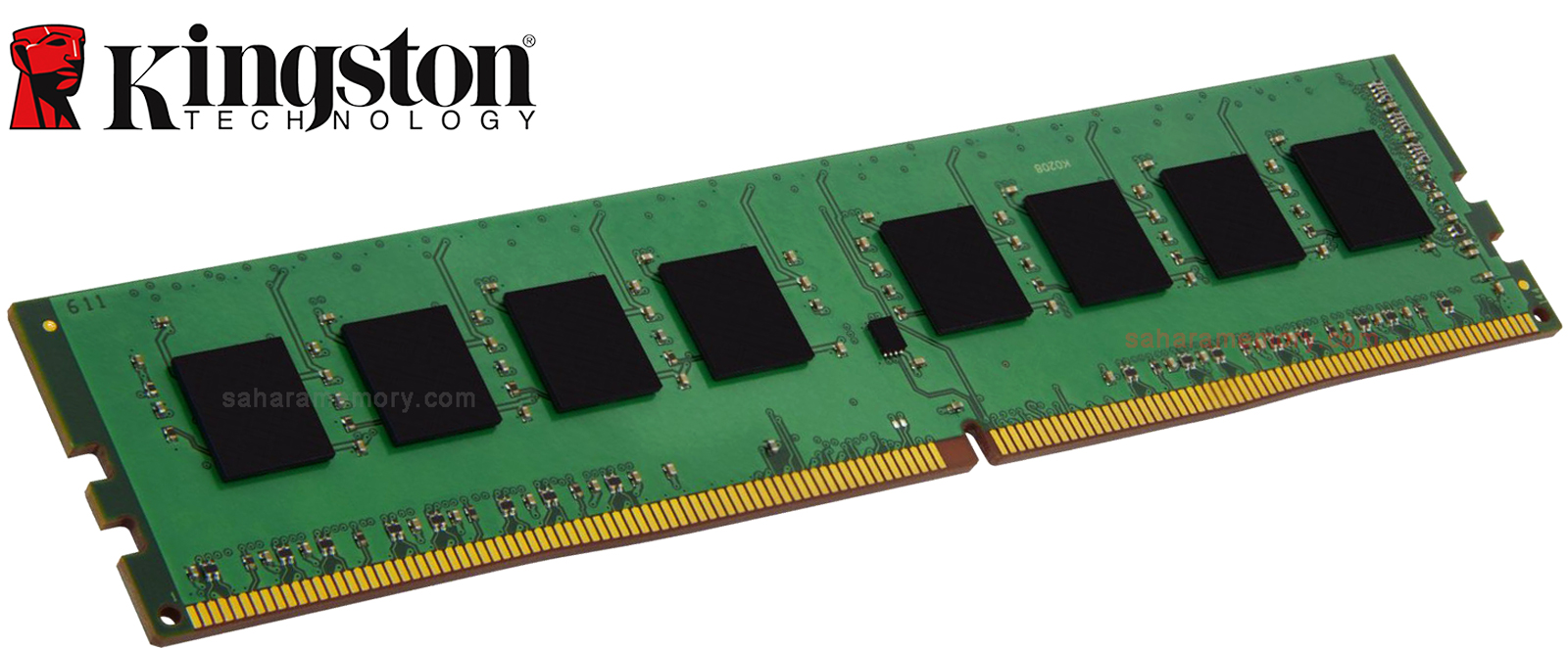 kingston ddr4 8gb 2400 kvr24n17s8 8 8g dram desktop memeory longdimm module 1 2v cl17 dram. Black Bedroom Furniture Sets. Home Design Ideas
