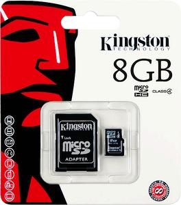 ]Kingston SDC4/8G MicroSD SDHC TF, 8GB