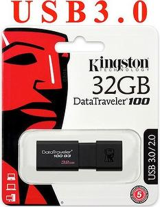 Kingston Data Traveler G3 USB3.0 Flash Drive DT100G3/32GB