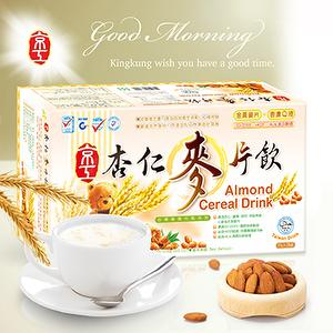 Almond Cereal Drink