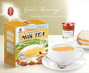 Kingkung-Maple Syrup Milk Tea
