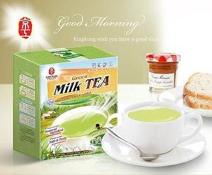 Kingkung-Green Milk Tea
