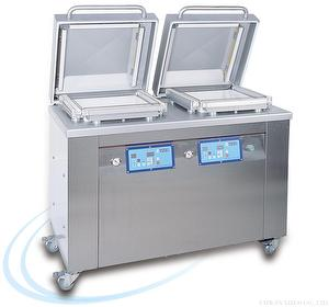 Twin Chamber Vacuum Packaging Machine TY-760TB (EX-WORKS)