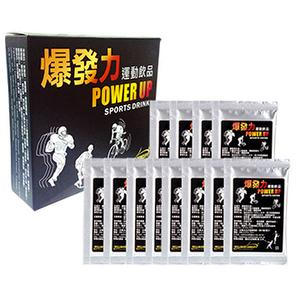 Energy Drink - 6gm/12bags/box
