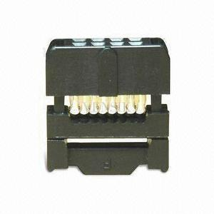IDC Socket Connector with 6 to 68 Circuits
