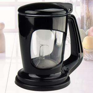 Best Tea Maker Makes a Perfect Cup of Leaf Tea - Bottom Disp