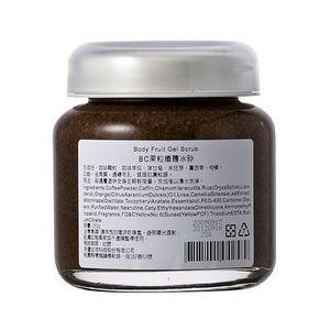 Body Fruit Gel Scrub